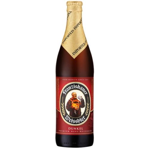 cerveja franziskaner preta 500 ML