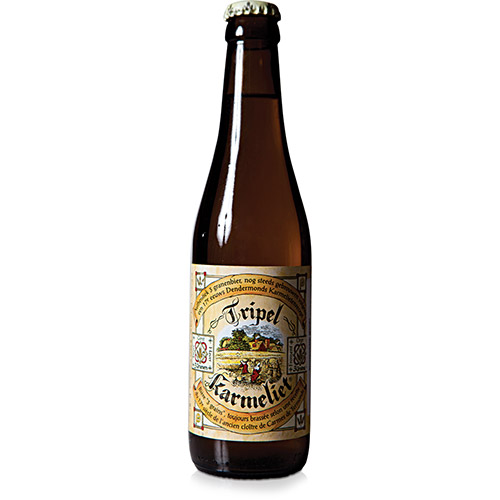 cerveja karmeliet triple 330 ML