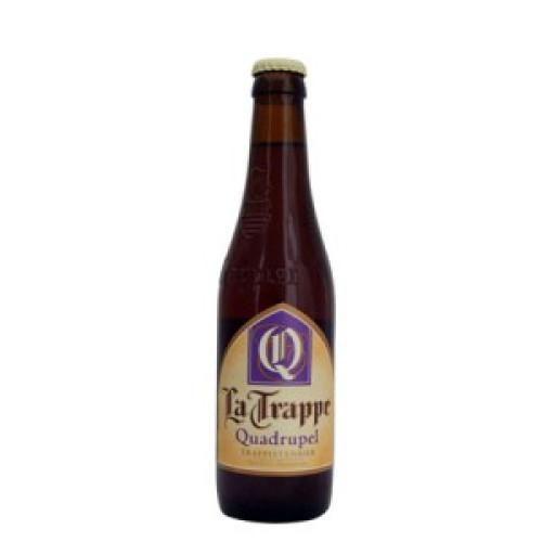cerveja la trappe quadruppel 330 ML