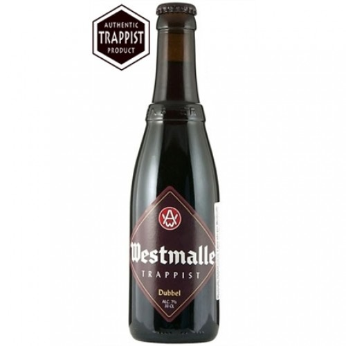 cerveja westmalle doublle 330 ML