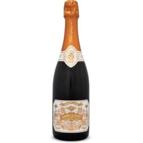 Champagne André Clouet Rosé