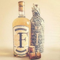Gin Ferdinands Quince Saar Dry