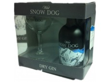 Gin Wild Snow Dog