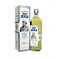 Gin Old Raj Blue