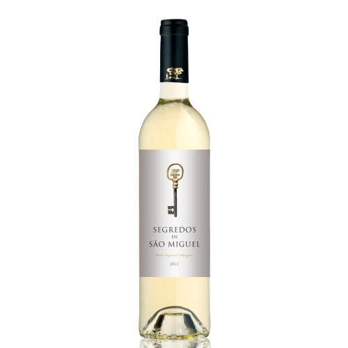 Vinho Segredos Sao Miguel Branco