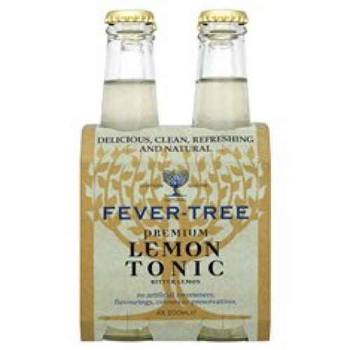 Fever Tree Lemon Tonic ( emb 24 )