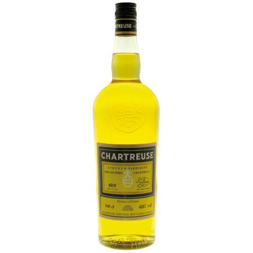 Licor Chartreuse Jaune 700ML