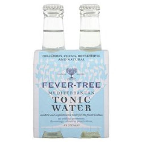 Fever Tree Mediterranean ( Emb 24 )