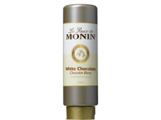 Monin Sauce Chocolate Branco 500 ML