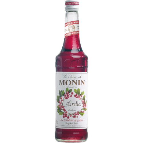 Monin Sirop Cranberry 700ML
