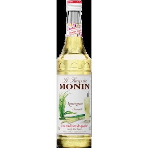 Monin Sirop Lemongrass Citronelle 700 ML