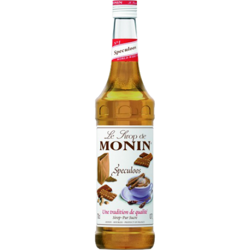 Monin Sirop Speculoos Biscuit 700 ML