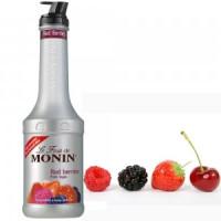Polpa Monin Frutos Vermelhos 1LT