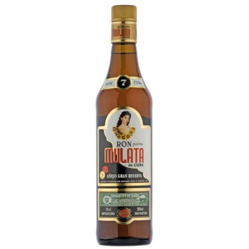 Rum Mulata 7 Anos