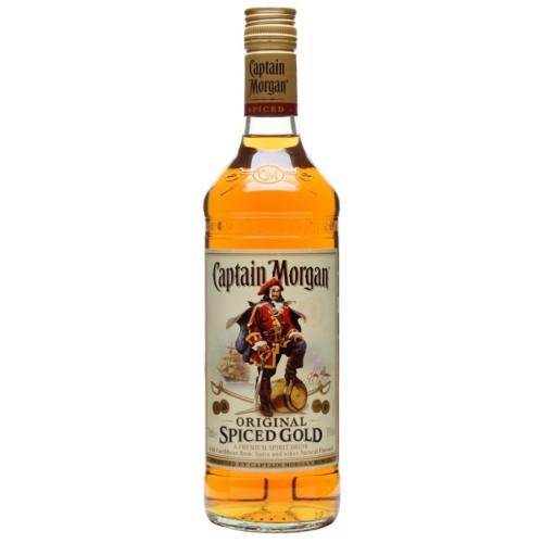Rum Capitain Morgam Spiced Gold 700ML