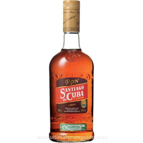 Rum Santiago de Cuba Anejo
