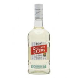 Rum Santiago de Cuba Carta Blanca