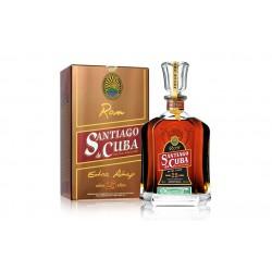 Rum Santiago de Cuba 25 Anos Extra Anejo