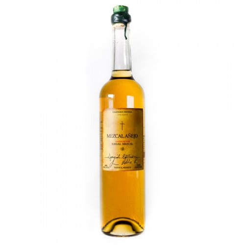 Tequila Ilegal Mezcal Anejo 500ML