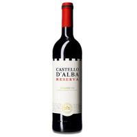 Vinho Castelo D´Alba Reserva Tinto
