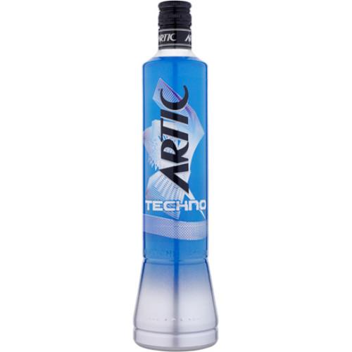 vodka artic techno blue 700 ML