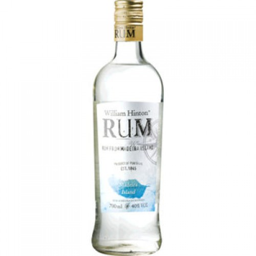 Rum William Hinton Madeira Branco