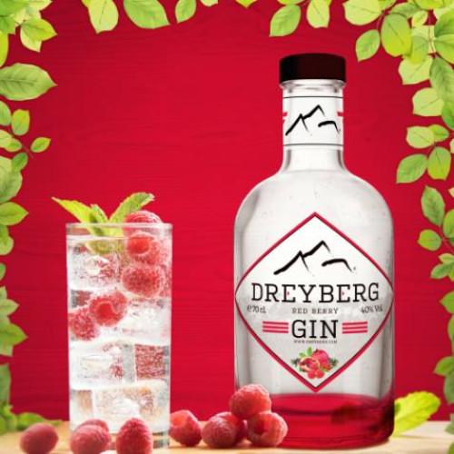 Gin Dreyberg Red Berry