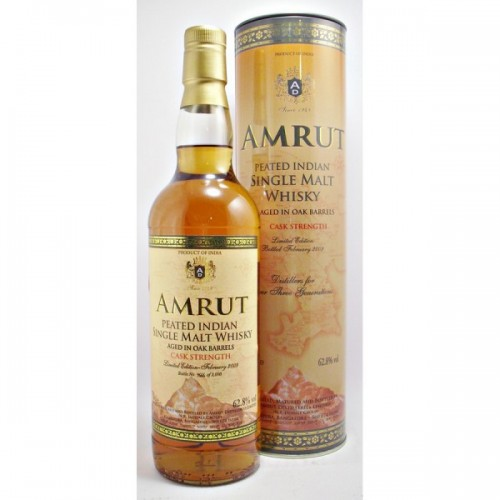 Whisky Amrut Peated Cask