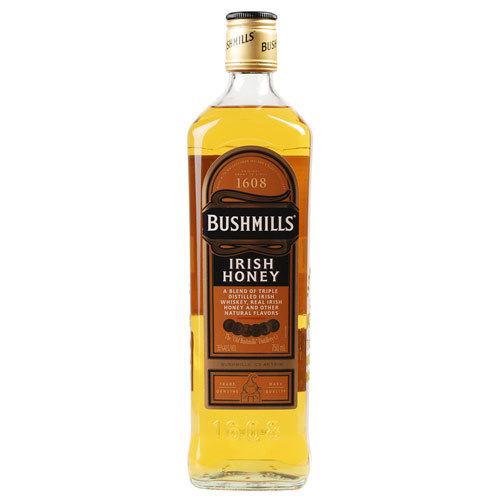 Whisky Bushmills Irish Honey