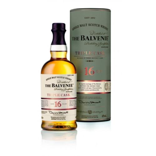 Whisky Balvenie 16 Anos Triple Cask