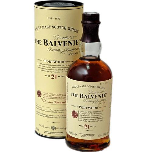 Whisky Balvenie 21 Anos Portwood
