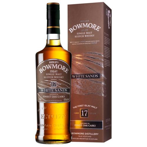 Whisky Bowmore White Sands 17 Anos Single Malt