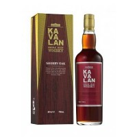Whisky Kavalan Sherry Oak Single Malt