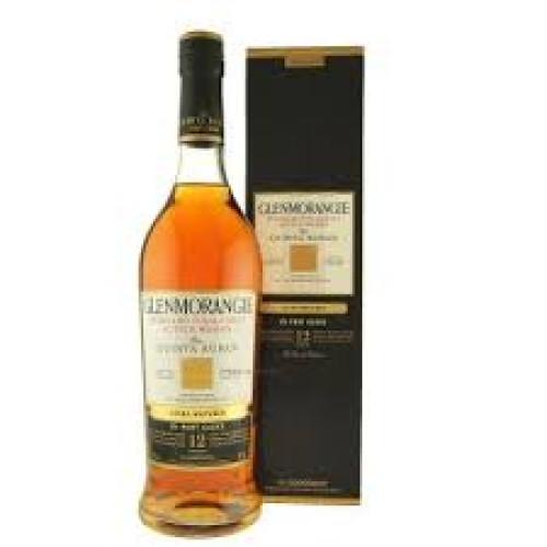 Whisky Glenmorangie Quinta Ruban 12 Anos